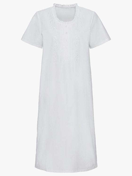 Nachthemd - weiß
