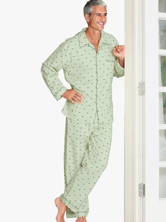 Pyjamas - grön