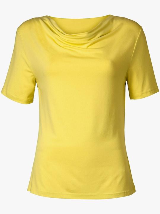 Shirt - zitronengelb