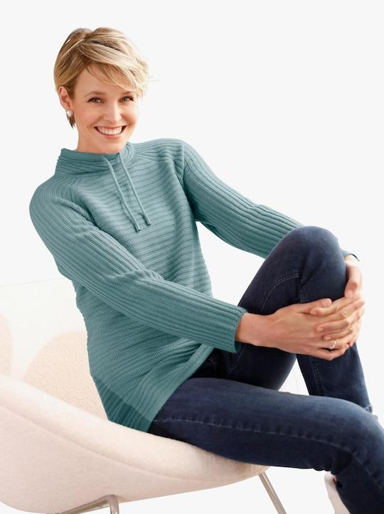 Pullover - jade
