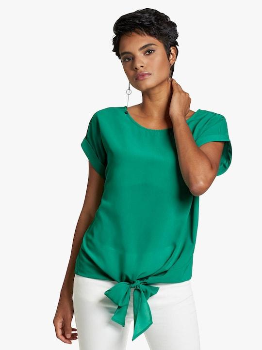 Blouse - groen