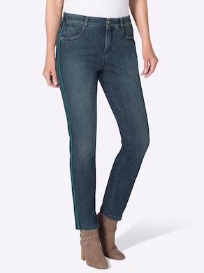 Ascari Jeans - blue-bleached