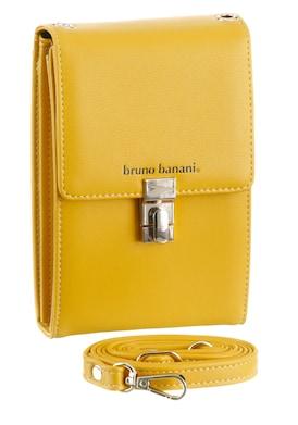 Bruno Banani Schoudertas - geel