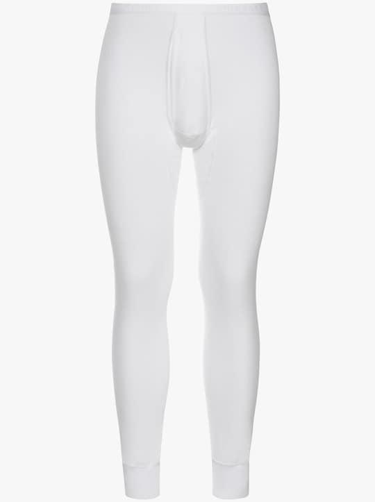 Schiesser Hose lang - weiß