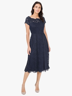 Šaty - námořnická modrá