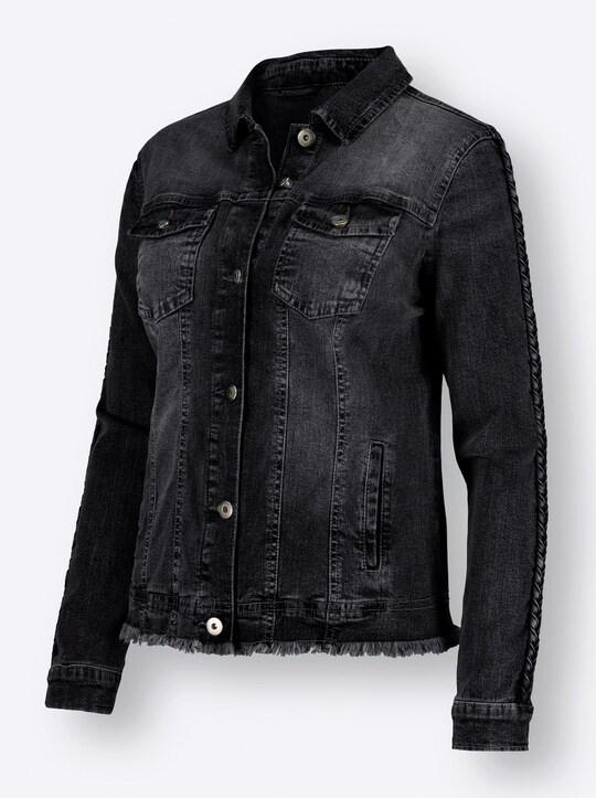 Jeans-Jacke - dark blue