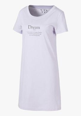Vivance Dreams Nachthemd - helllila