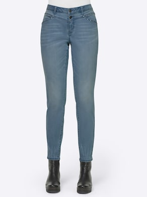 Linea Tesini Jeans - blue-bleached