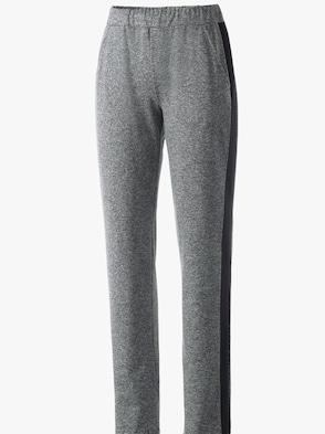 Hose - grau-schwarz