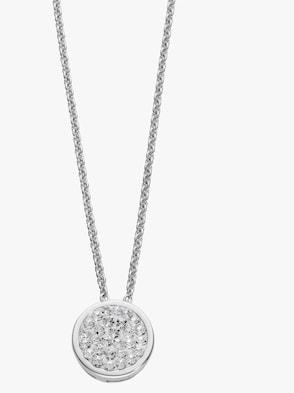 Hanger met ketting - zilver 925