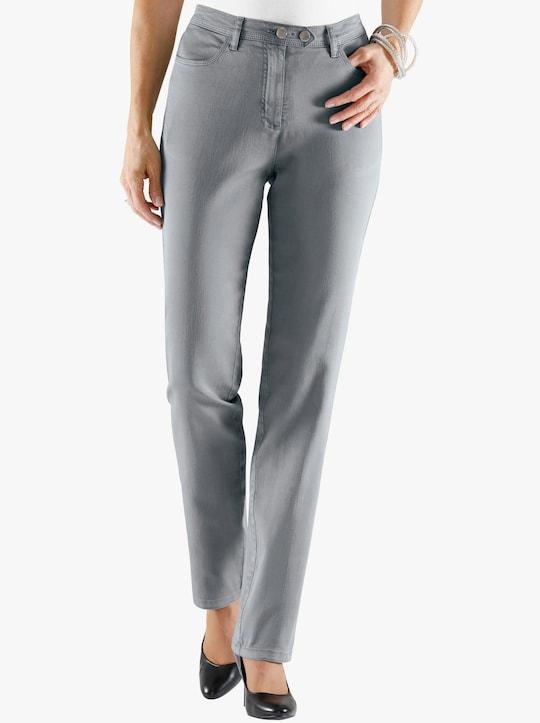 Jeans - grijs