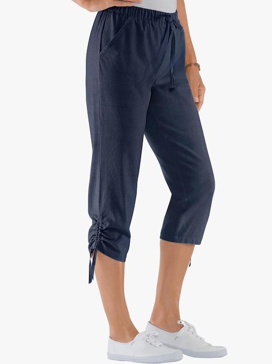 Capri-legging - marine