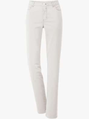 Jeans - wollweiß