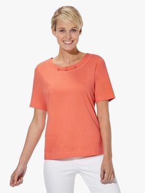 Shirt - mandarine