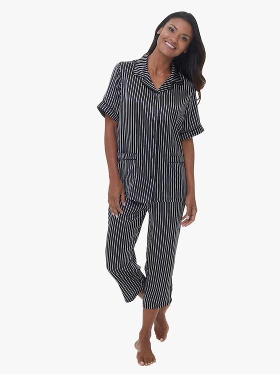 Pyjama - schwarz-weiß