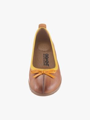 Ballerina - cognac