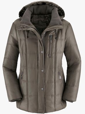 Outdoorjacke - oliv