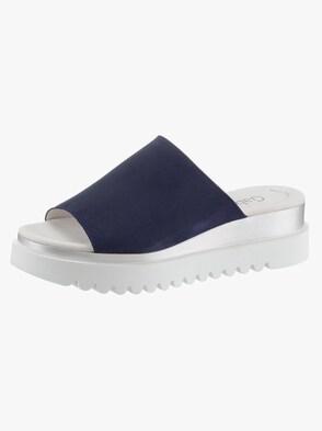 Pantolette - marine