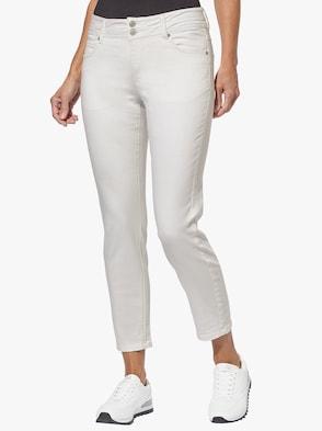 Jeans - ecru