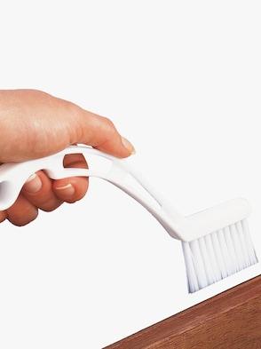 Reinigungsbürsten - weiß