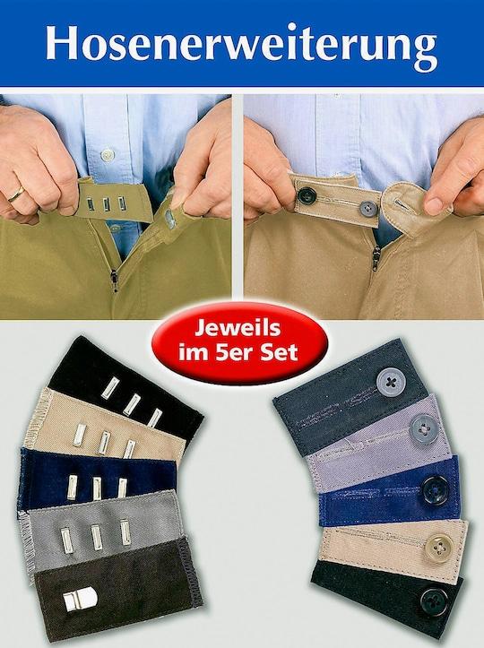 Rozšíření kalhot - pestrá