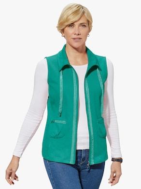 Vesta - smaragdově zelená