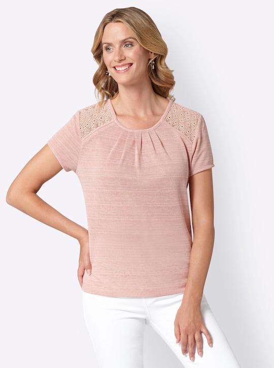 Shirt - oudroze