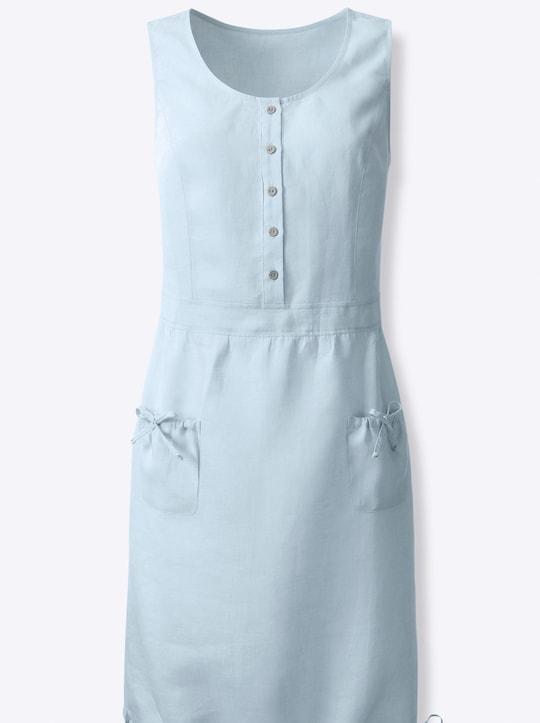 Kleid - hellblau