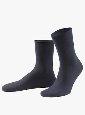 Sympatico Damen-Socken - marine