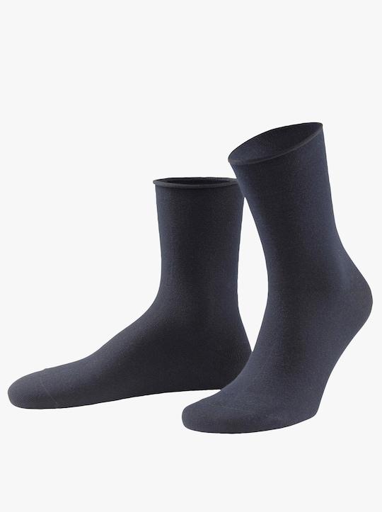 Sympatico Dámské ponožky - námořnická modrá