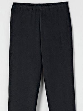 wäschepur Leggings lang - schwarz