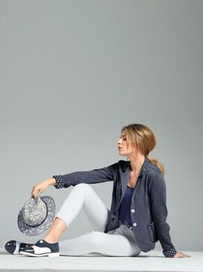 Shirtblazer - marine