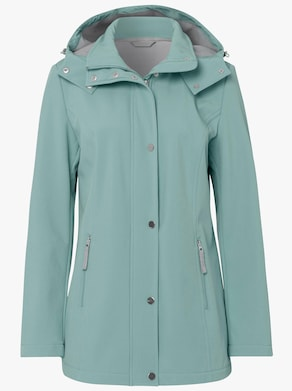 Softshell-jack - mint