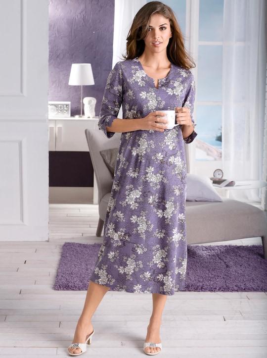 Ascafa Nachthemd - lavendel