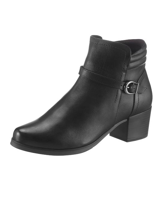 Caprice Stiefelette - schwarz