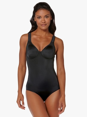 Sassa Body s kosticemi - černá