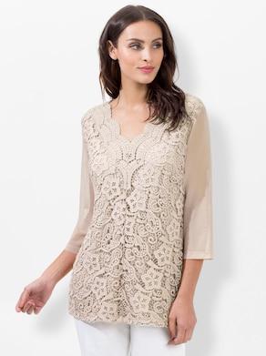 Fair Lady Shirt - elfenbein