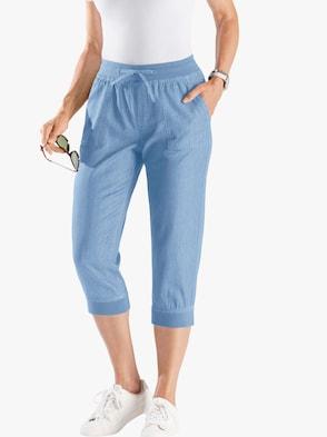 Capri-Jeans - bleu