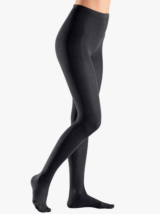 Rogo Thermo-Strumpfhose - schwarz