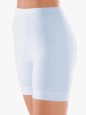 Langbeinschlüpfer - weiß