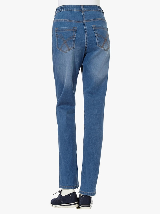 Jeans - blue-stonewashed