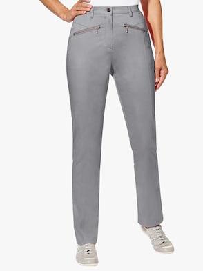Jeans - zilvergrijs