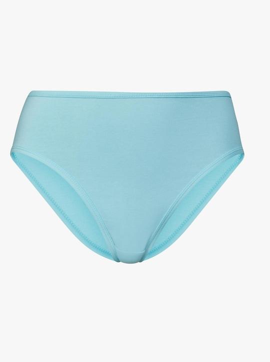 wäschepur Jazzpants - flamingo + aquamarin + weiß