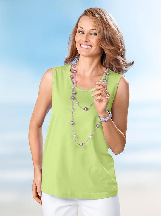 Shirttop - kiwi