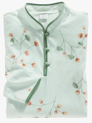 Nachthemd - lindgrün