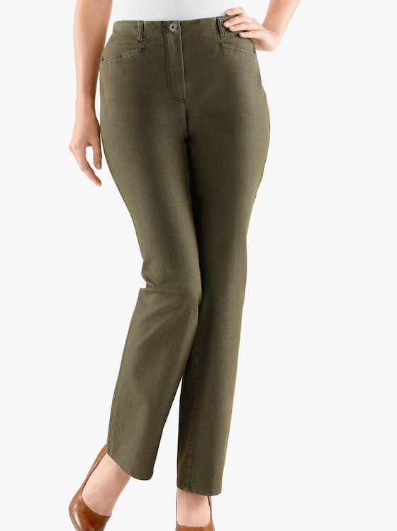 Cosma Jeans - khaki