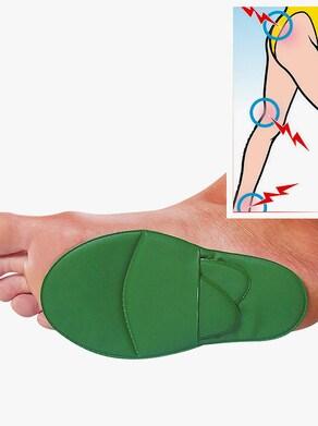 Vzduchový polštářek do bot - zelená