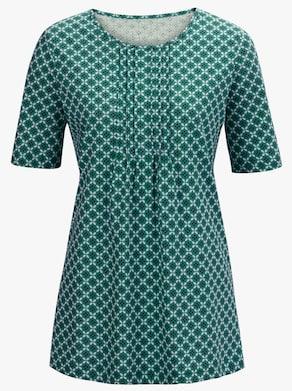 Shirt - smaragdgroen