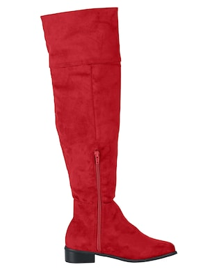 Andrea Conti Overknee - rood