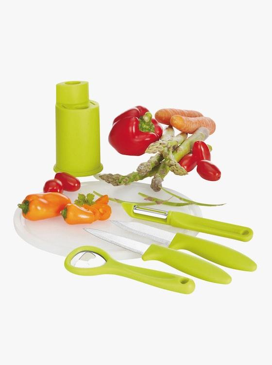Küchen-Set - grün